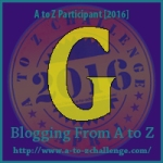 Blogging from A-Z