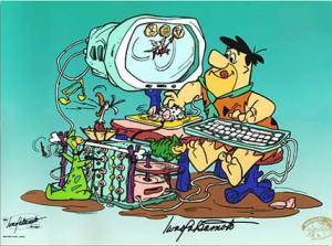 Flintstones computer