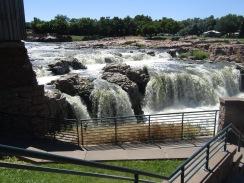 Falls Park Sioux Falls, South Dakota